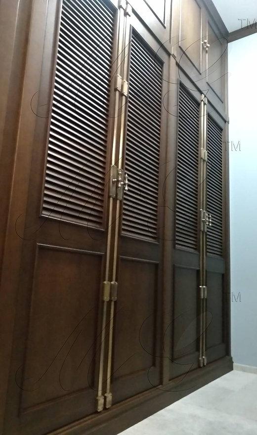 Кремоны бронза в стиле Лофт для шкафа.jp