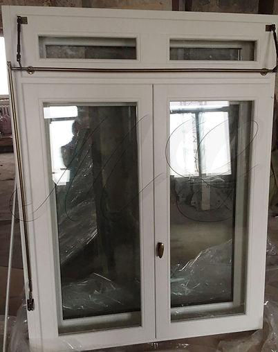 Фрамужный механизм для фрамуги окна на в
