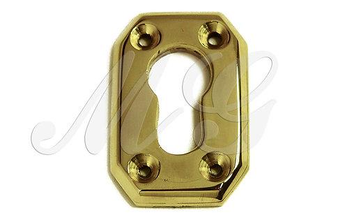 Ключевина латунная (цилиндр) восьмигранная 6 мм