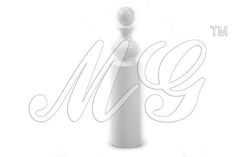 Колпачок с пешкой Д16, алюминий, покраска