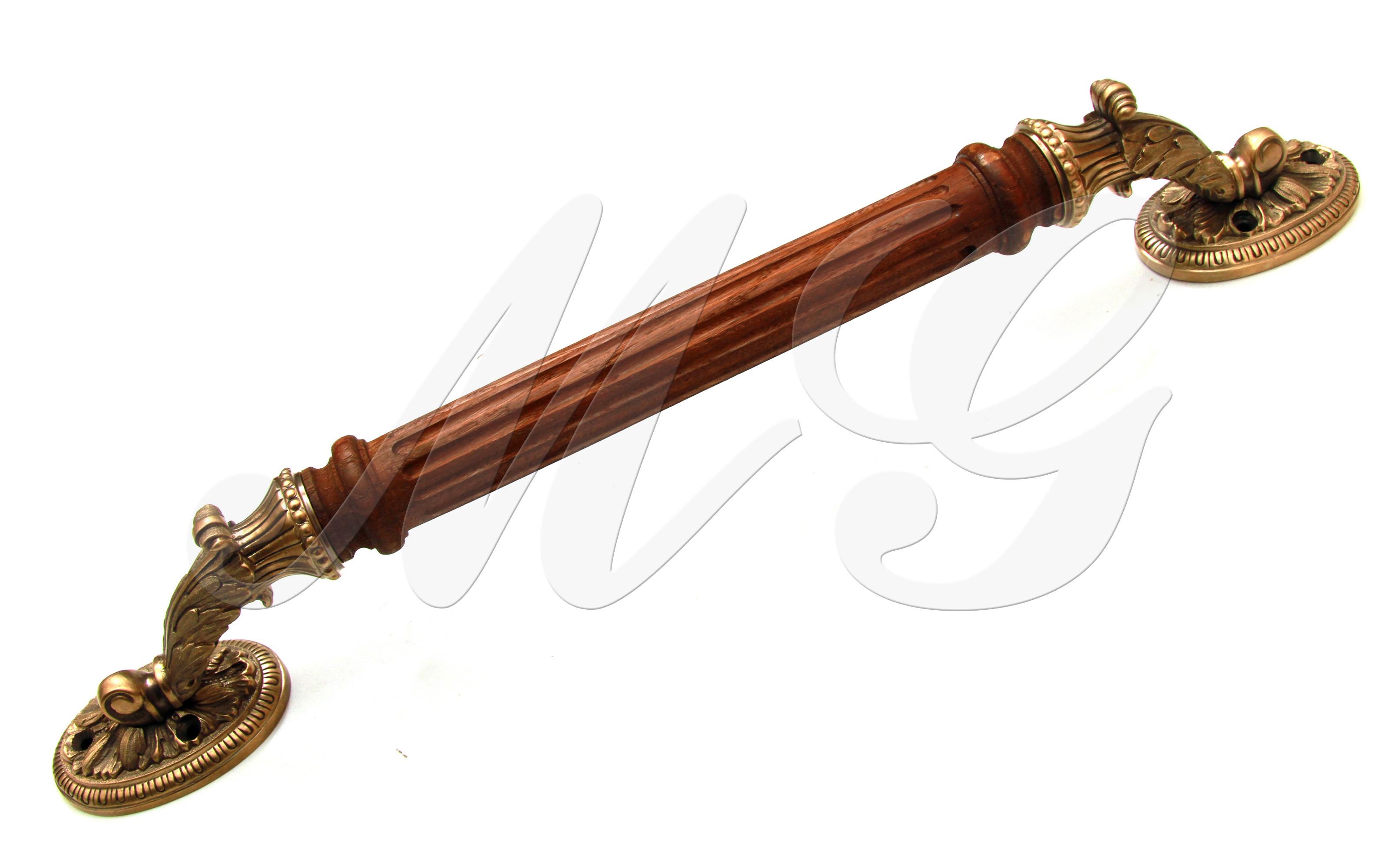 Ручки дверные скобы