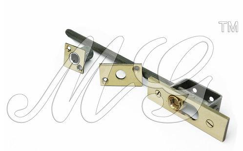 Шпингалет врезной Академический L=300 мм