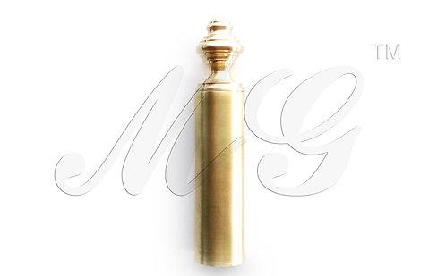 Колпачок латунный для ввертной петли Д=20 мм