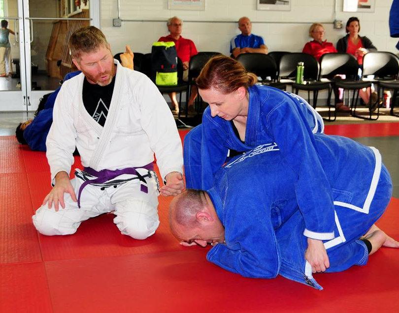 Traverse City Martial Arts - Brazilian Jiu-jitsu, BJJ