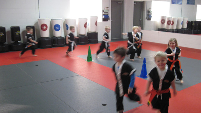 Martial Arts Classes are the Perfect Activity for Your Preschooler!