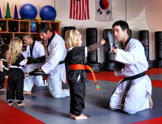 Children's Martial Arts: Developmental Benefits
