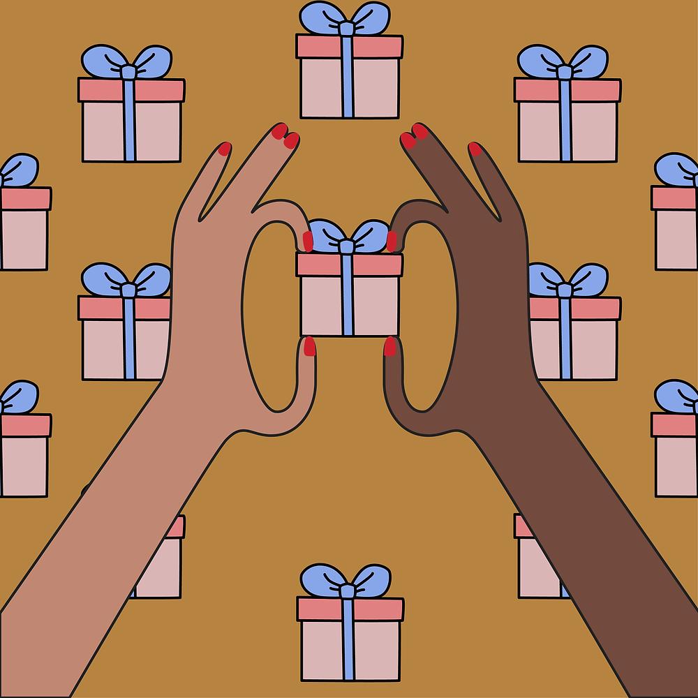 Crowdfunding-Level Crowdfundingziel Dankeschön Pappbilderbuch Geburtsgeschenk 1.Geburtstag