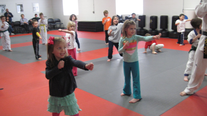 Throw a Martial Arts Birthday Party For Your Child!