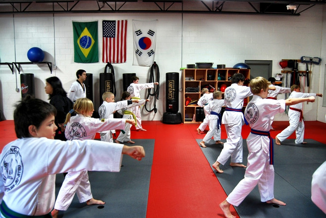 Why Martial Arts is the Right After-School Activity for Your Child
