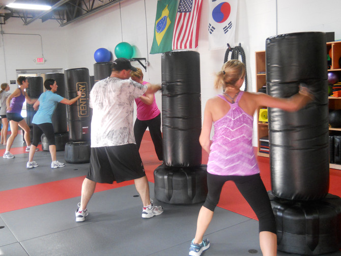 Traverse City Fitness - Which Gym Has Best Kickboxing?