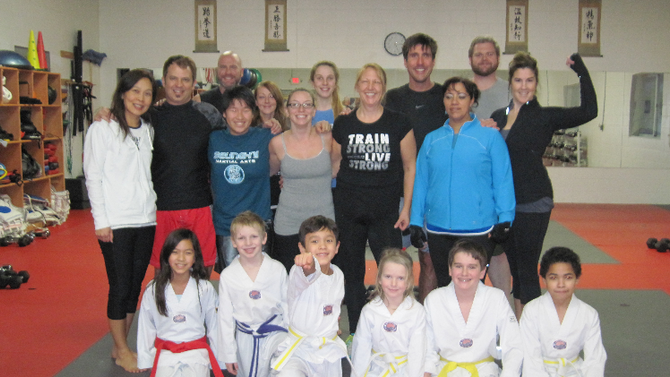 Martial Arts in the Summer is Great for the Whole Family!