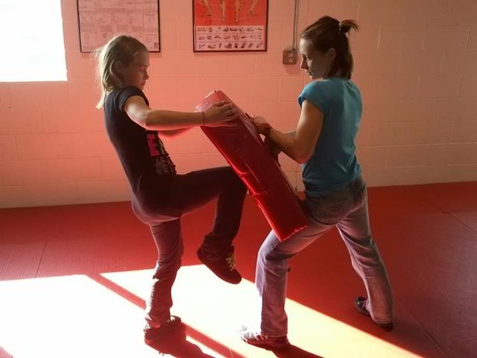 Women Self-Defense: Peace of Mind and Protection of Body