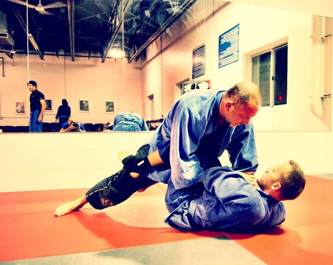 Jiu Jitsu Classes Teach Traverse City Adults How to Protect Themselves