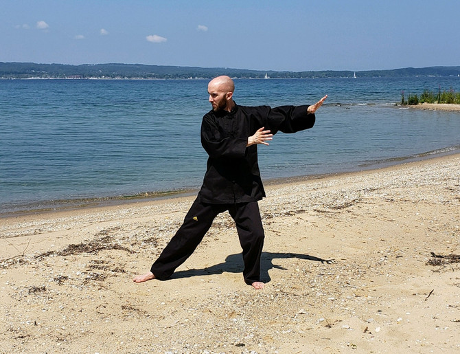 Tai Chi, Meditation in Motion