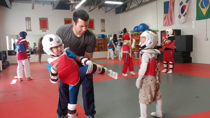 Competition Taekwondo is the right choice for your child