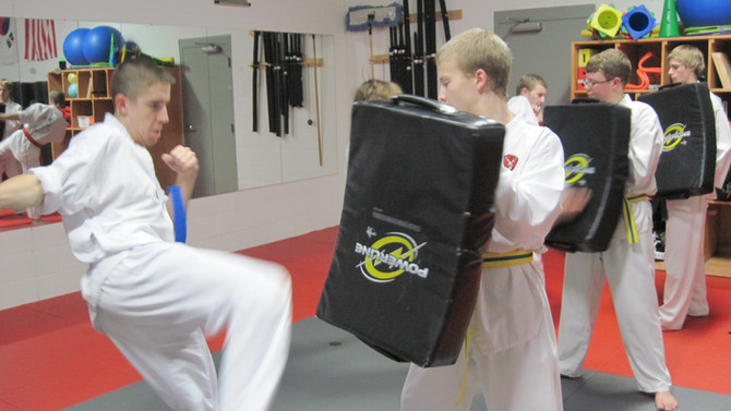 Martial Arts Classes In Traverse City Develop Functional Strength