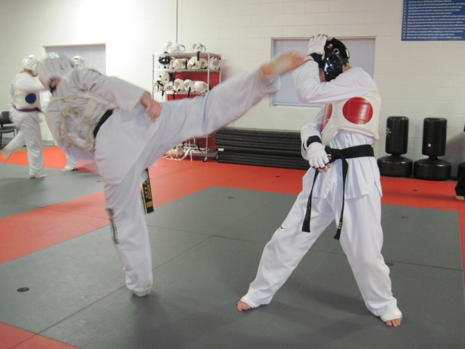 Self Defense is Here in Northern Michigan!