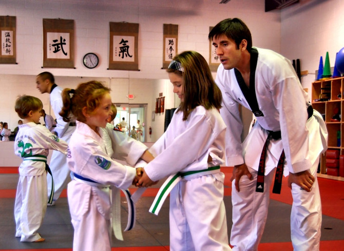 Karate Kids Fight Bullying Without Kicks or Punches