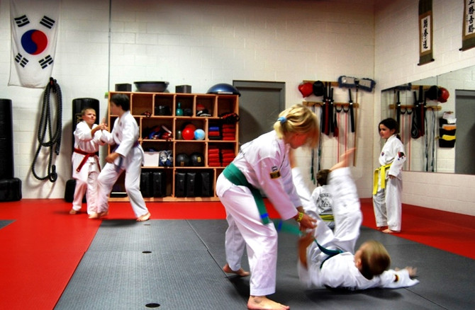 "Karate Gives Traverse City Kids ""Bully Armor"""