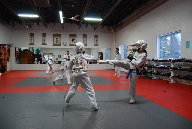 Traverse City Karate Class - How It Changed One Boy's Life