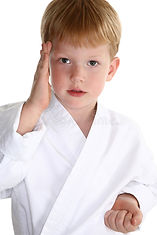 Traverse City Martial Arts Kid
