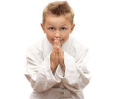Traverse City Karate Kid Bowing