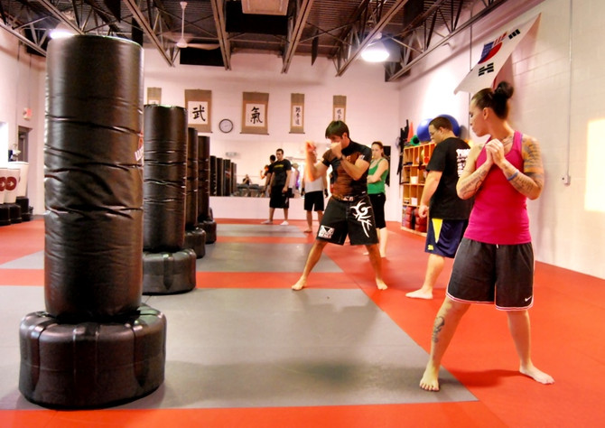 Traverse City Kickboxing ...Take Your Gym Experience To A Whole New Level Of Fun.