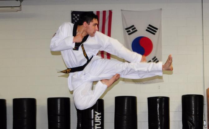 Taekwondo: Building Athleticism