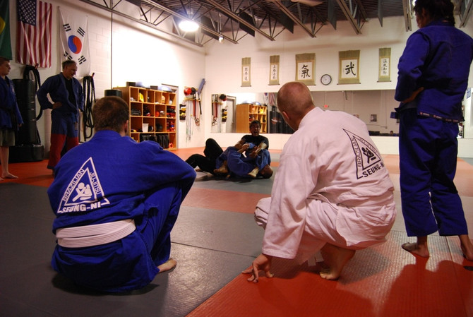 Brazilian Jiu-Jitsu and the Benefits it Brings
