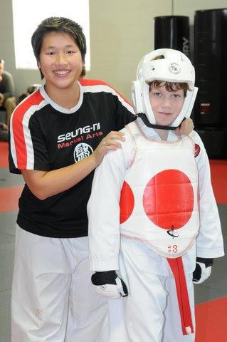 Sport Taekwondo has come to Traverse City!