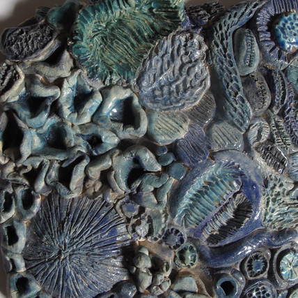 ceramic coral reef