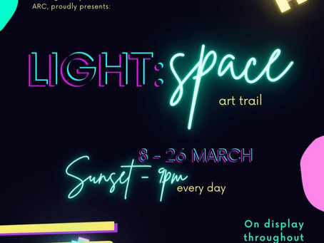 Light Space Art Trail