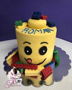 Lego Cake 😍🤗