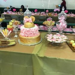 #clientphotos 😍🎂💖 Sweets Table!