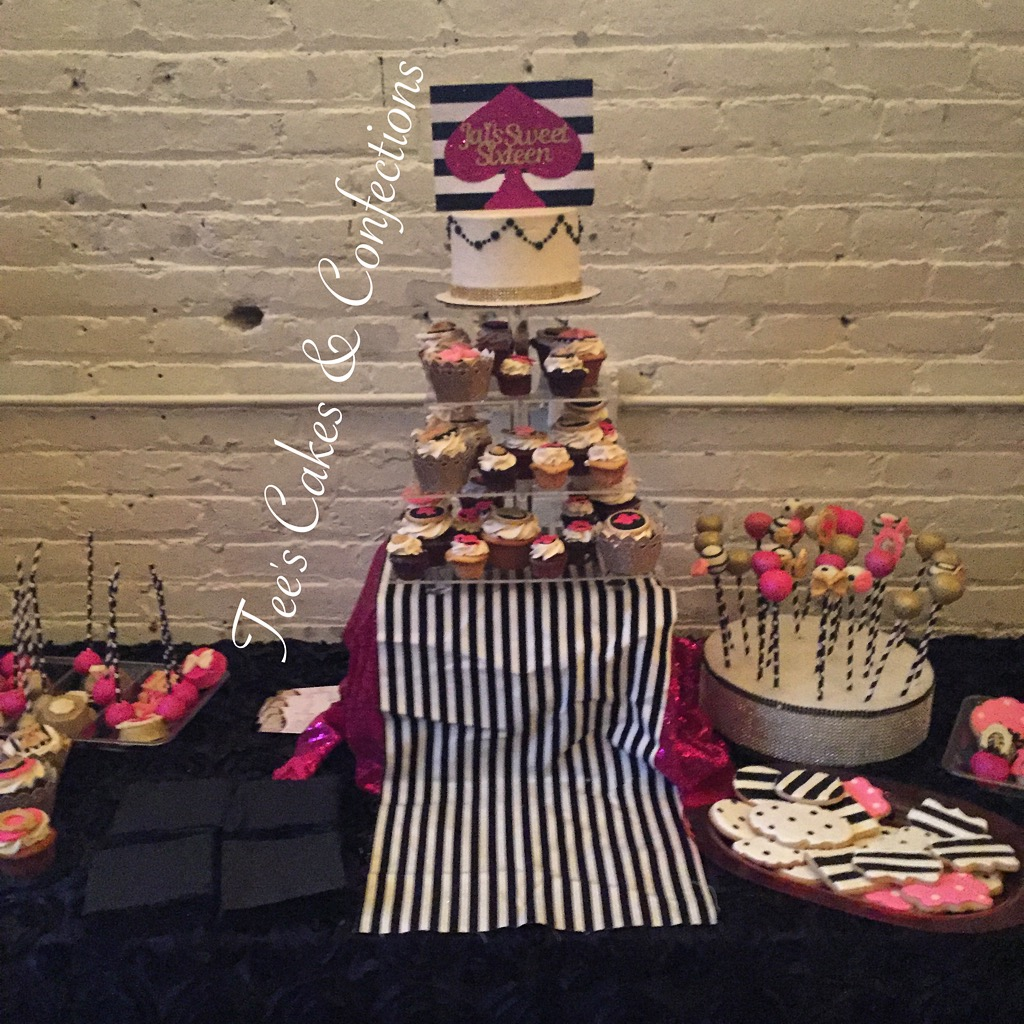 Custom Sweets Table