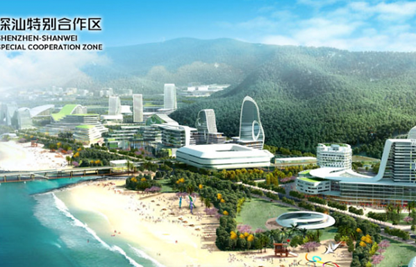 New Industrial Hub Near Shenzhen - Half the Size of Hong Kong - Holds Much Promise