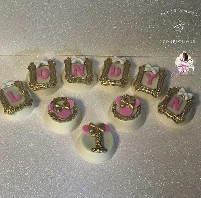 Let's sweeten up your next event! 😘 Customized for YOUR special event