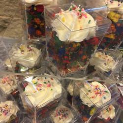 Mini Cake Jars