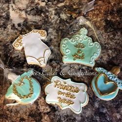 Baby Shower Cookies 😍👶🏾🍼🍪😋