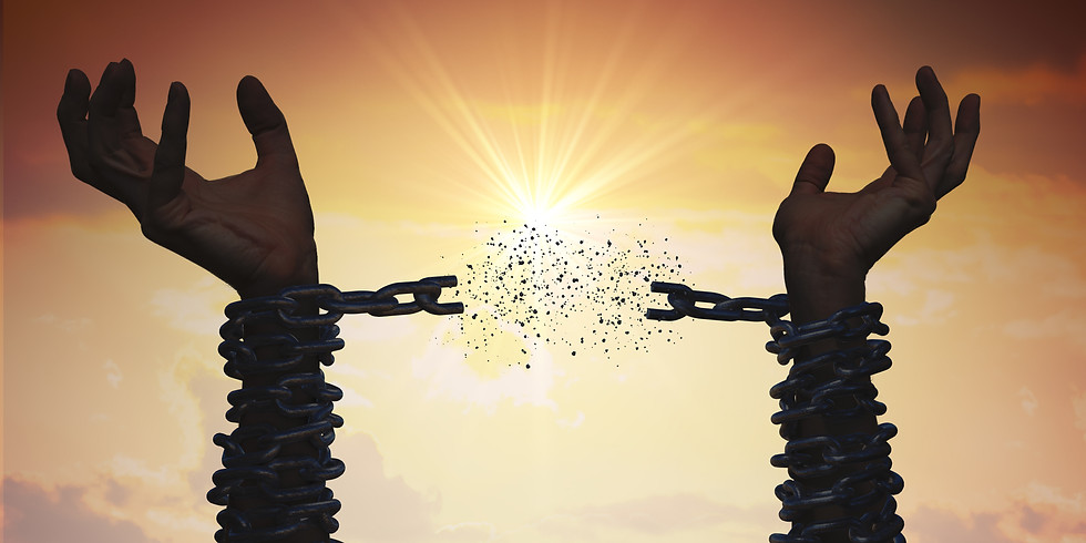 Breaking The Chains Prayer Line