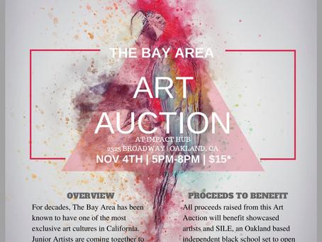Junior Art Auction
