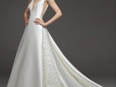 ¿Cómo cuidar de tu vestido de novia?