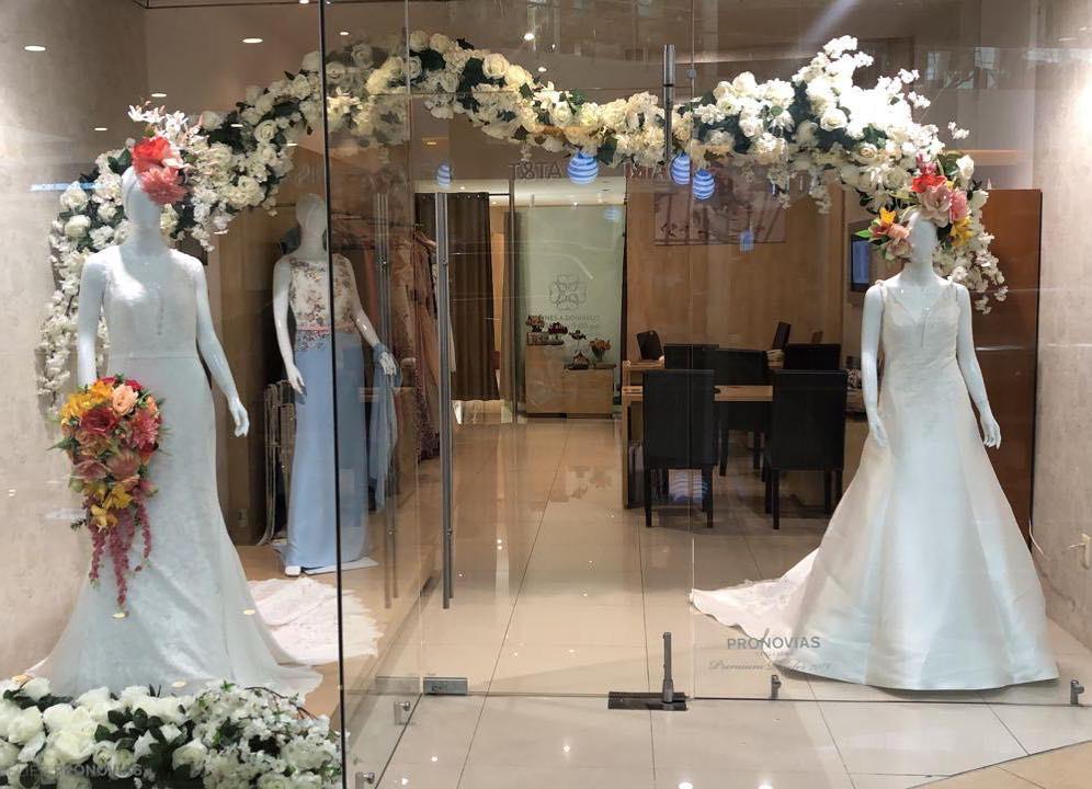 Pronovias, vestido de novia