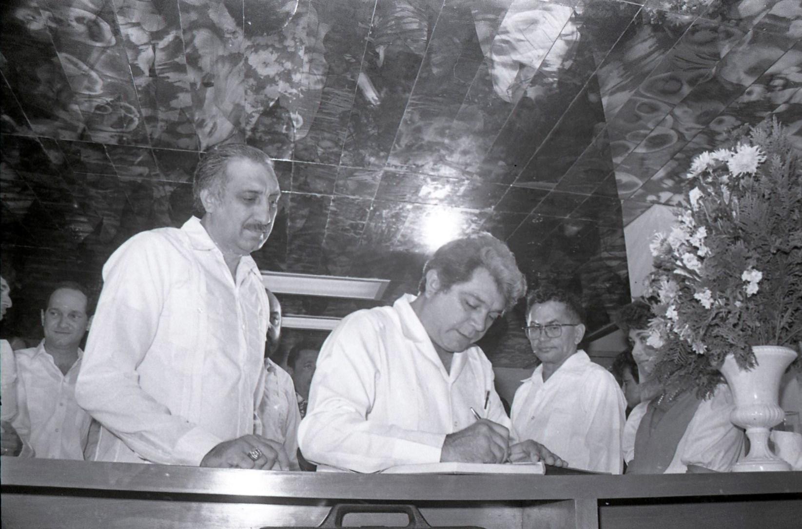 84-09-29 Inauguracion del Centro Medico de las Americas697