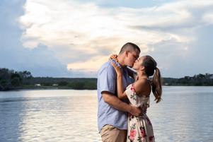 Engagement - Washington Oaks State Park