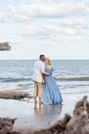 Couple - Boneyard Beach