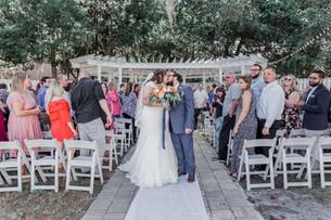 Wedding - Hilliard Mansion