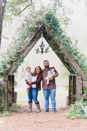 Family - Tuckers Farm House