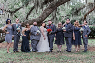 Wedding - Moms Park