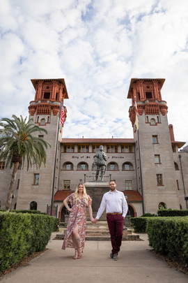 Engagement - St Augustine